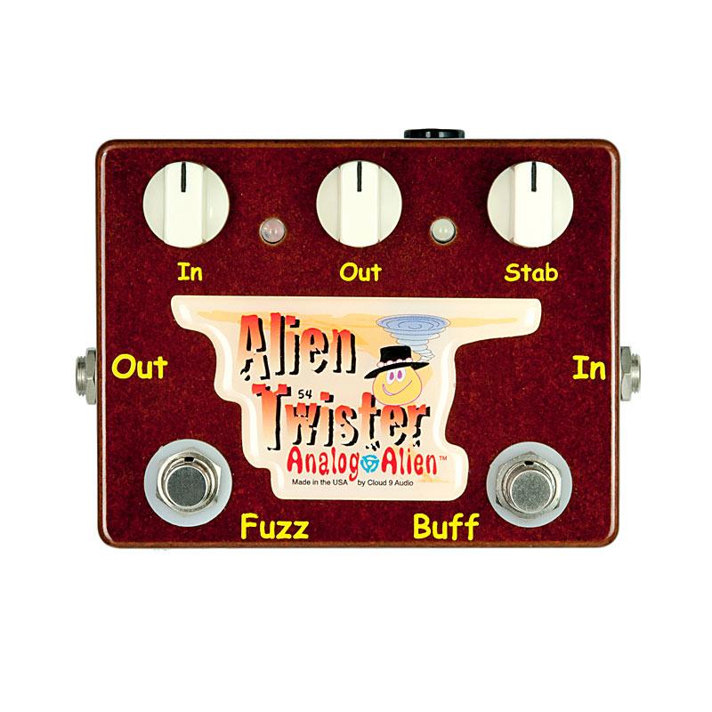 Analog Alien Alien Twister 【ファズ】