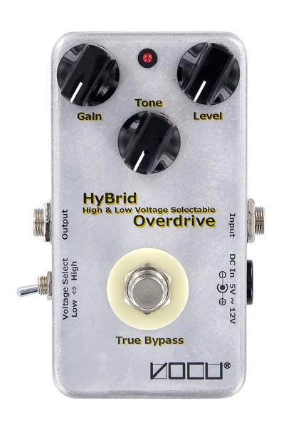 VOCU HyBrid Overdrive