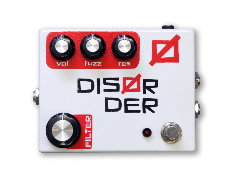 DREADBOX DISORDER [Fuzz-Drive with VC Filter]【特価】