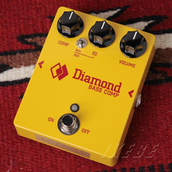 DIAMOND GUITAR PEDAL BASS COMPRESSOR BCP-1