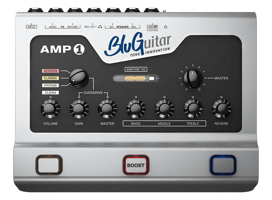BluGuitar AMP1 [NANOTUBE100]