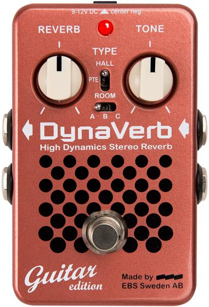 【正規販売店】 EBS DynaVerb DynaVerb Guitar Edition Guitar EBS【リバーブ】, 安売り天国とせん:104a12ce --- canoncity.azurewebsites.net