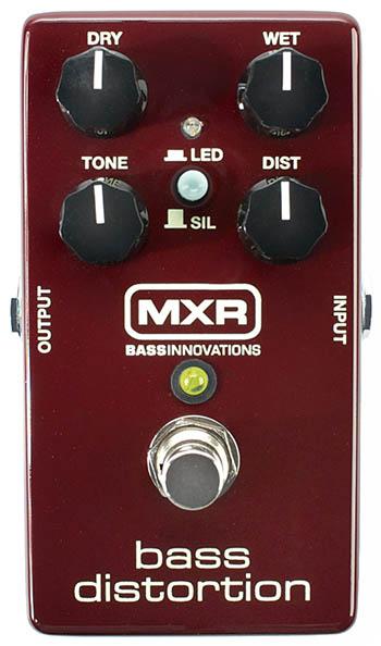 MXR M85 Bass Distortion 【特価】 【9Vアダプタープレゼント!】