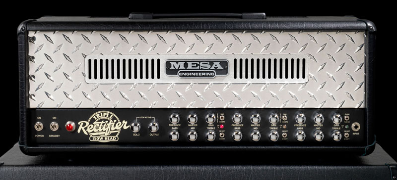 Mesa Boogie Triple Rectifier Solo Head【Multi-Watt】 【特価】