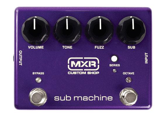 MXR Sub Machine [CSP210]