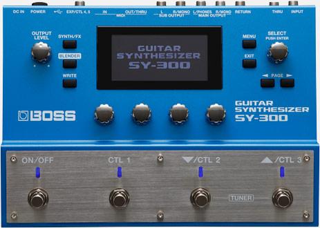 BOSS SY-300 GUITAR SYNTHESIZER 【rpt10】
