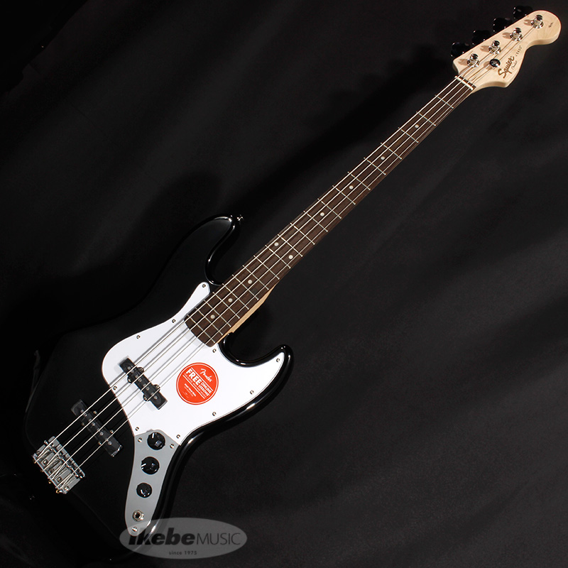 Squier by Fender Affinity Series Jazz Bass (Black) 【アウトレット特価】
