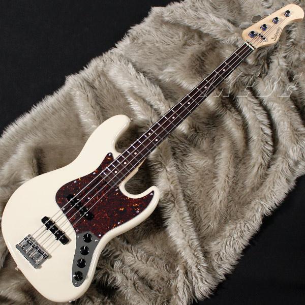 Sadowsky Guitars Metro Series UV60-4 (Olympic White) 【受注生産品】