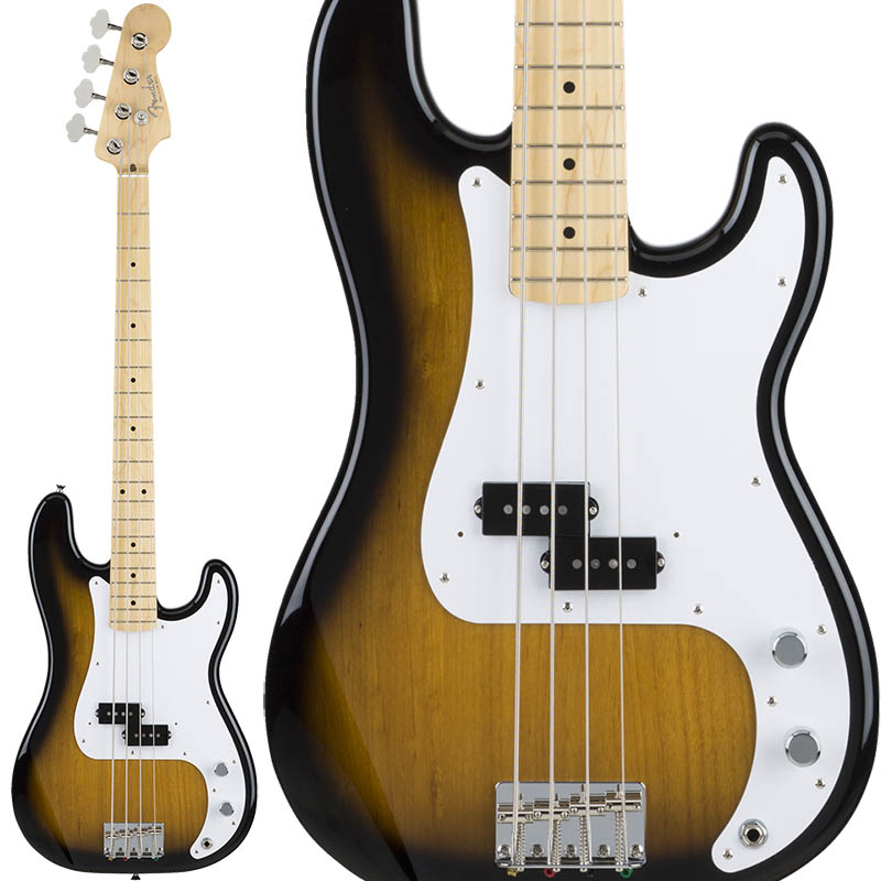 Fender Made in Japan Hybrid Made in Japan Hybrid 50s Precision Bass (2-Color Sunburst) [Made in Japan] 【お取り寄せ品】 【rpt5】