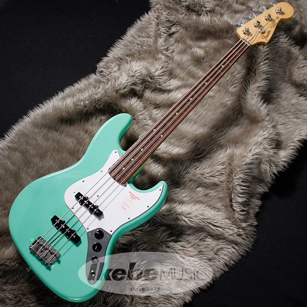Fender Made in Japan Hybrid Made in Japan Hybrid 60s Jazz Bass (Surf Green) [Made in Japan] 【お取り寄せ品】【rpt5】【FENDER THE SPRING-SUMMER 2019 CAMPAIGN】