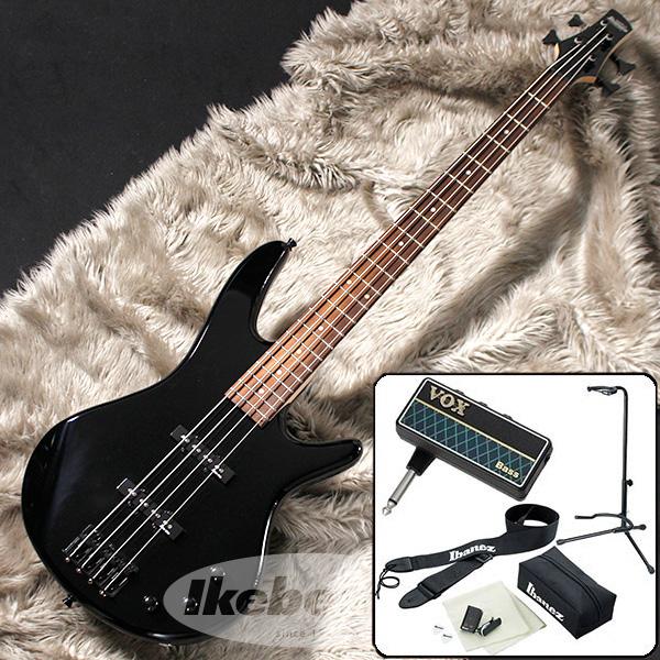 Ibanez GSR320-BK 【VOX amPlug 2 for Bass エレキベース入門1BOXセット】