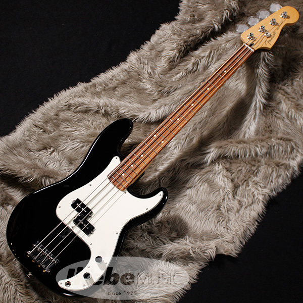 Fender MEX Player Precision Bass (Black/Pau Ferro) [Made In Mexico] 【即納可能】 【rpt5】