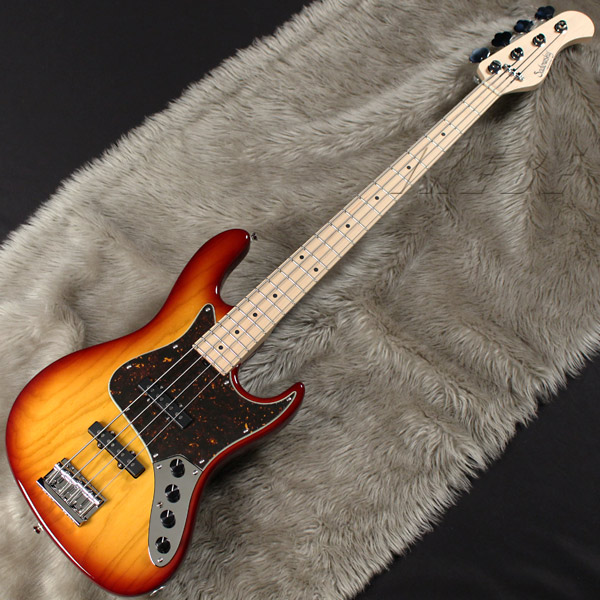 Sadowsky Guitars Metro Series MV4-WL (Dark Cherry Burst) 【受注生産品】 【期間限定Porta Bagグレードアップキャンペーン】