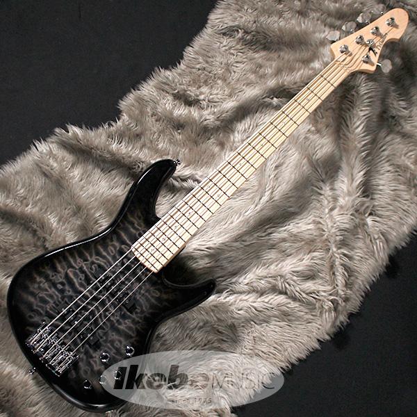 T's Guitars Omni-5B/22 M/Ash