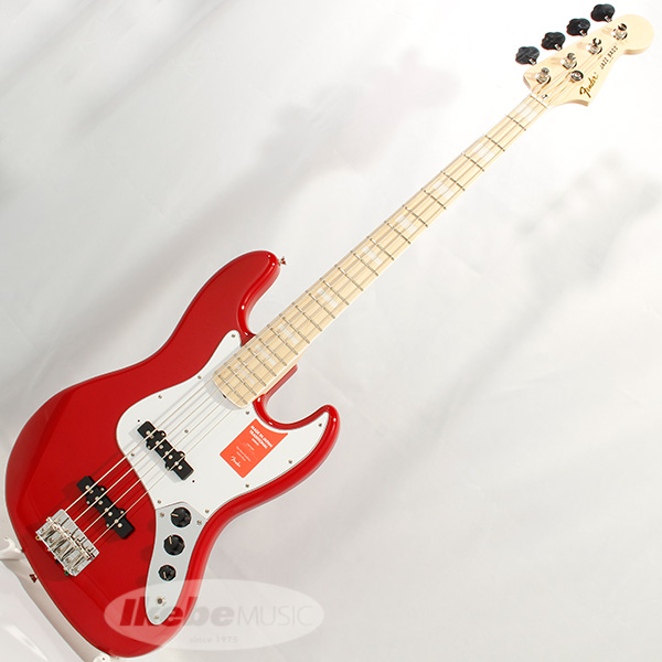 Fender Made in Japan Traditional Traditional 70s Jazz Bass (Torino Red) [Made in Japan]【即納可能】 【rpt5】