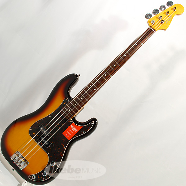 Fender Made in Japan Traditional Traditional 60s Precision Bass (3-Color Sunburst) [Made in Japan] 【即納可能】 【rpt5】
