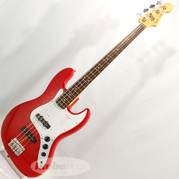 Fender Made in Japan Hybrid Made in Japan Hybrid 60s Jazz Bass (Torino Red) [Made in Japan] 【即納可能】 【rpt5】