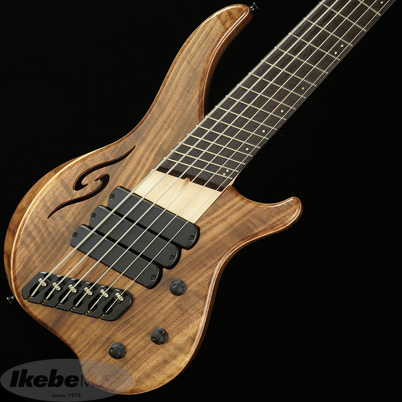"DINGWALL Afterburner II XXX 6-FW ""Figured Walnut Top"""