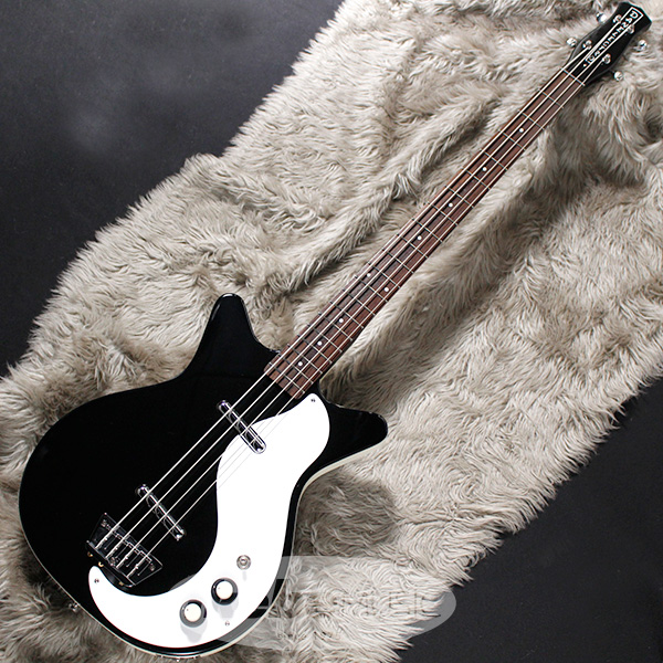 Danelectro '59DC LONG SCALE BASS (Black) 【即納可能】