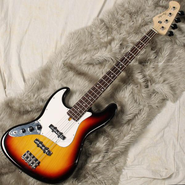Bacchus BJB-1R-LH (3-Tone Sunburst)