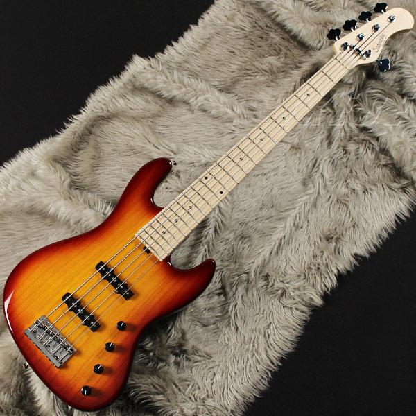 Sadowsky Guitars Metro Series MS5 (Dark Cherry Burst) 【受注生産品】