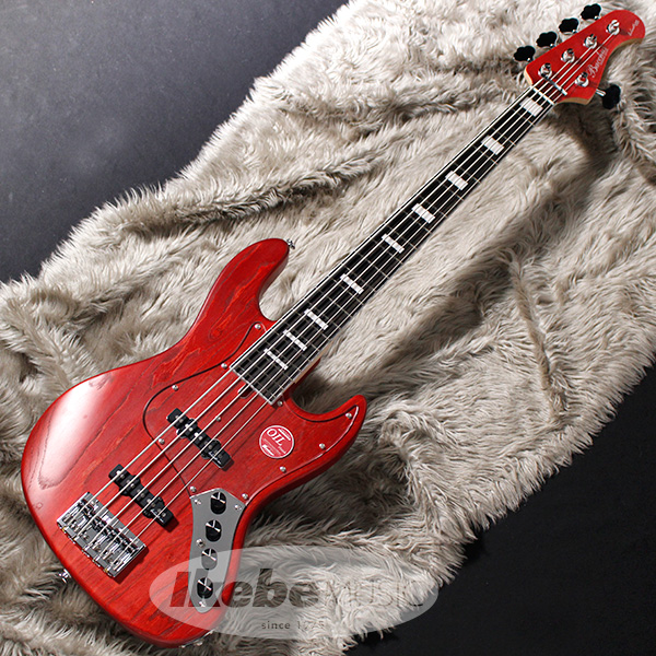 Bacchus WOODLINE 517AC (RED-Oil/Ebony) [Active Model] 【特価】