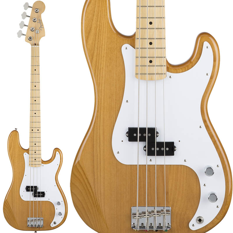 Fender Made in Japan Hybrid Made in Japan Hybrid 50s Precision Bass (Vintage Natural) [Made in Japan] 【お取り寄せ品】 【rpt5】