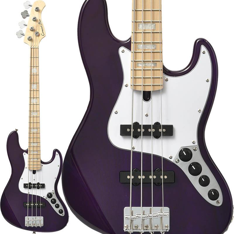 """Compact Bass CJB-70s ASH/Active """"アクティヴ回路搭載仕様"""" (STPR/M) [スモールサイズの本格派!大人気コンパクトベースがリニューアル!]"""