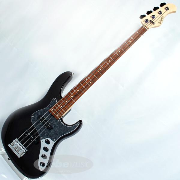 Sadowsky Guitars Metro Series RV4-24 (Trans Black) 【即納可能】 【rpt5】 【期間限定Porta Bagグレードアップキャンペーン】