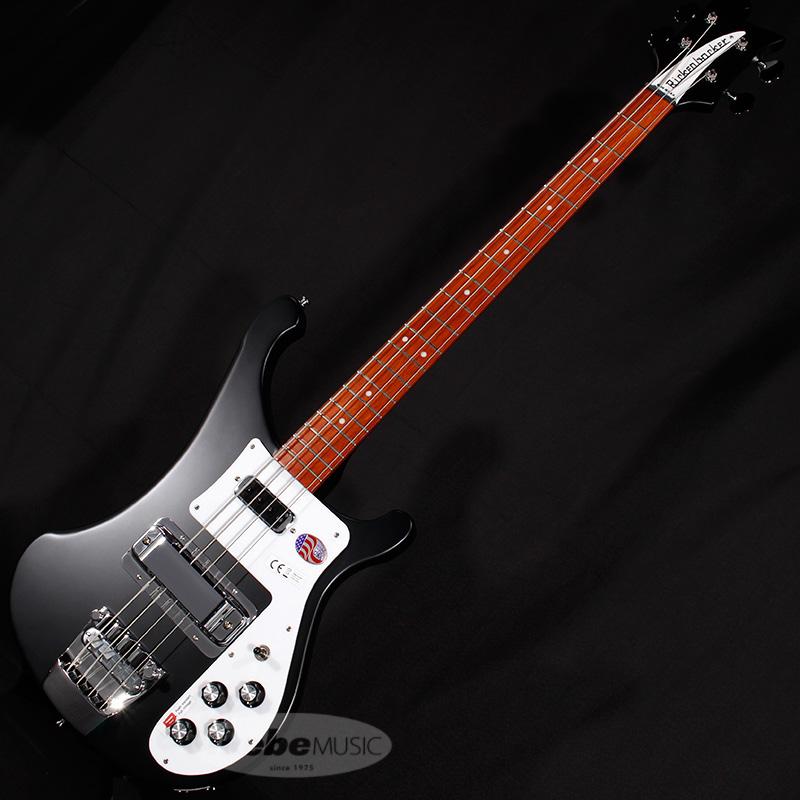 Rickenbacker 4003S (Matte Black) 【アウトレット特価】