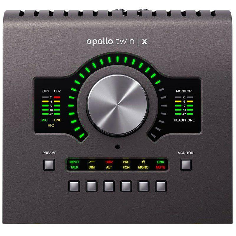 ユニバーサルオーディオ ユニヴァーサル オーディオインターフェース あす楽 新品 即納可能 Universal Audio Apollo Twin X INTERFACE Mac兼用 毎日続々入荷 Heritage SEAL限定商品 3接続モデル Edition Duo Thunderbolt Win ikbp1 AUDIO
