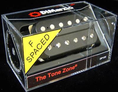 <title>ギター パーツ ピックアップ ハムバッカー DiMarzio The Tone Zone 授与 DP155 DP155F 安心の正規輸入品</title>