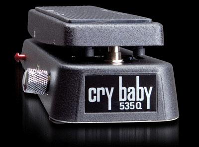 Dunlop (Jim Dunlop) crybaby 535Q