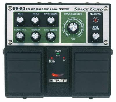BOSS RE-20 [Space Echo]【期間限定★送料無料】 【rpt5】