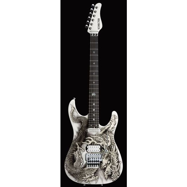 SCHECTER AC-T6/SIG 【受注生産品】