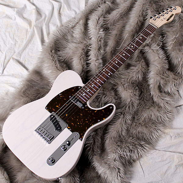 "SCHECTER AC-TK-TE-WH/SIG [凛として時雨 ""TK""model] 【受注生産品】"