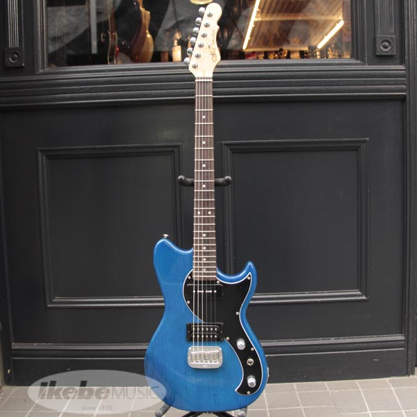 G&L USA Series Fallout (Clear Blue/R) 【タイムセール!】