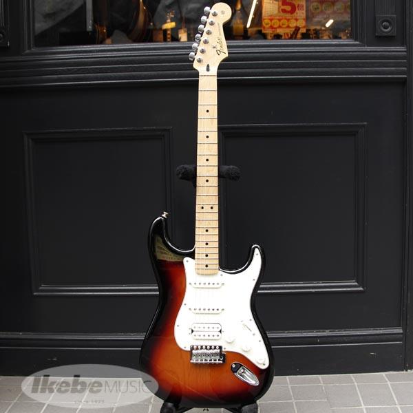 Fender MEX Standard Stratocaster HSS (Brown Sunburst/Maple) 【アウトレット特価】