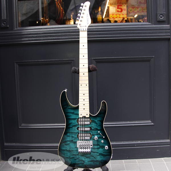 SCHECTER NV-DX-24-AS (GRSB/M) 【アウトレット特価】