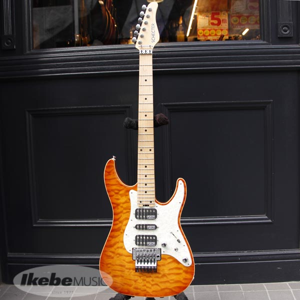 SCHECTER SD-DX-24-AS (LDSB/M) 【アウトレット特価】