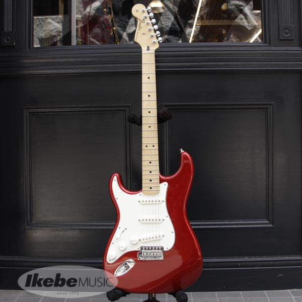 Fender MEX Standard Stratocaster Left-Handed (Candy Apple Red/Maple) 【アウトレット特価】