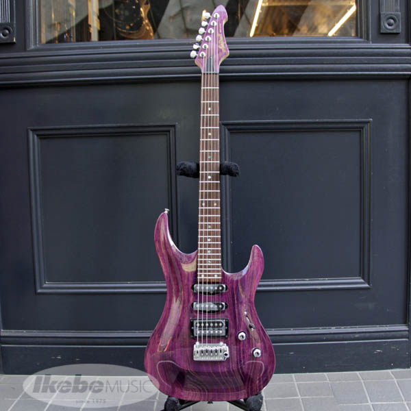 Aria ProII MAC-LUX (Purple/Gold Stained) 【アウトレット特価】