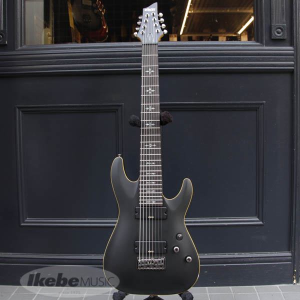 SCHECTER Demon-8 [AD-DEMON-8] (ABSN) 【アウトレット特価】
