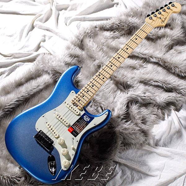 Fender USA American Elite Stratocaster (Sky Burst Metallic/Maple) 【rpt5】