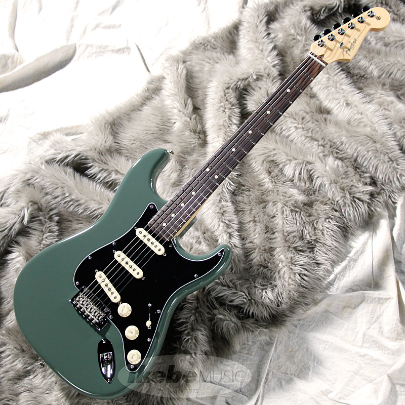 Fender USA American Professional Stratocaster (Antique Olive/Rosewood) 【rpt5】