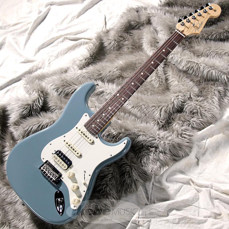 Fender USA American Professional Stratocaster HSS Shawbucker (Sonic Gray/Rosewood) 【rpt5】