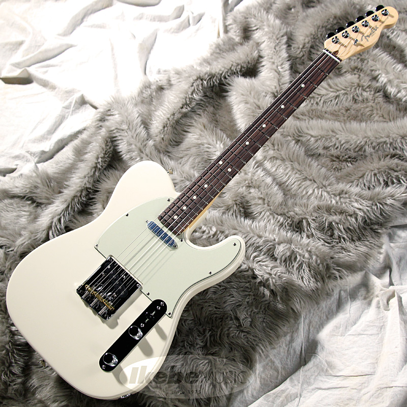 Fender USA American Professional Telecaster (Olympic White/Rosewood) 【rpt5】
