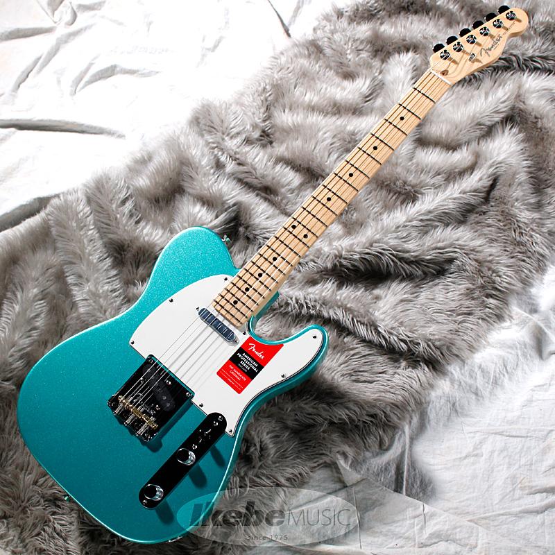 Fender USA American Professional Telecaster (Mystic Seafoam/Maple) 【rpt5】