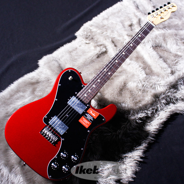 Fender USA American Professional Telecaster Deluxe Shawbucker (Candy Apple Red/R) [Made In USA] 【アウトレット特価】