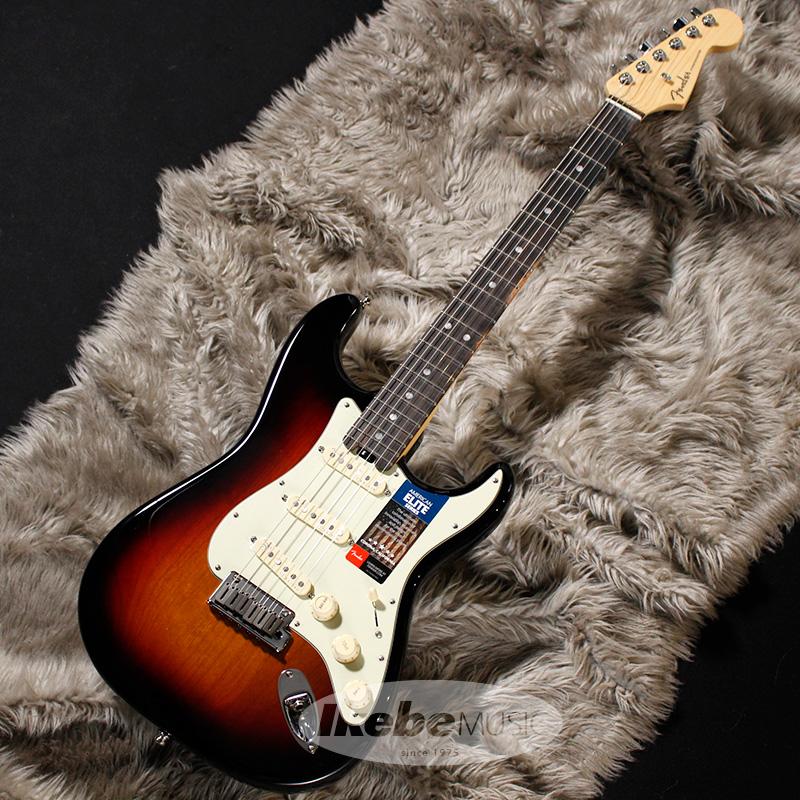 Fender Elite USA American Elite Stratocaster (3-Color Sunburst/Ebony) Sunburst/Ebony)【rpt5】【rpt5】, アンテナ工事のデジック:b30fcbe0 --- rodebyjakt.se